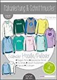 Papierschnittmuster Kinder Mix&Match Sweater Hoodie Schnittmuster und...