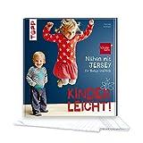 Nähen mit JERSEY - kinderleicht!: für Babys und Kids von 0 bis 8...