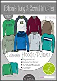 Schnittmuster kibadoo Herren Mix&Match Sweater/Hoodie...